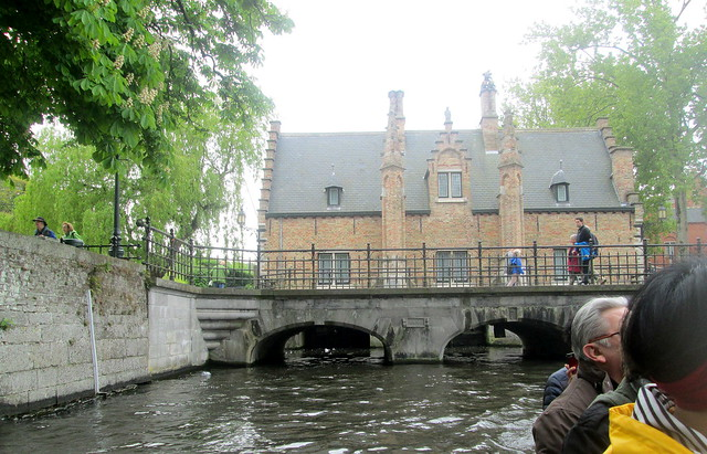 Furthest Bridge, Bruges