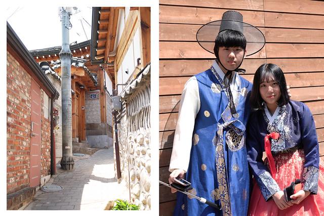 7 Patty Villegas - The Lifestyle Wanderer - Seoul - Korea - Wendys - Kimchi Chicken Fillet - Bukchon Hanok Village -2
