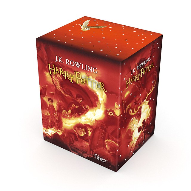 Box Harry Potter Exclusivo