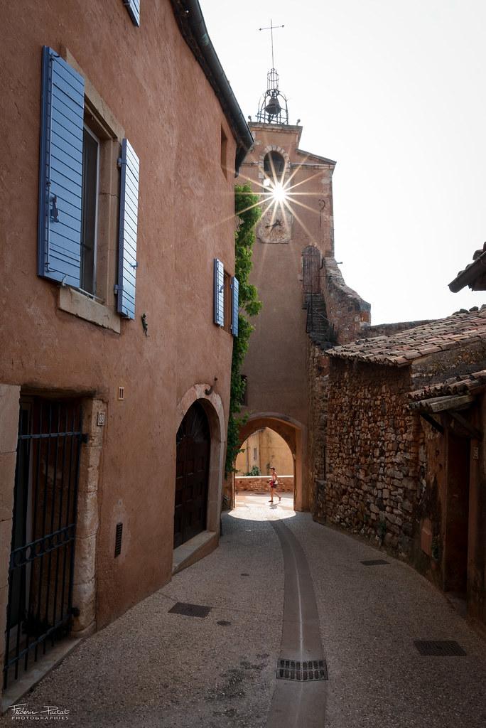 Ruelles de Roussillon