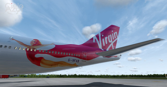 Virgin Atlantic (G-VFAB) v1.2