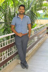 Revanth Pressmeet Stills