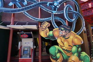 Universal Studios, Florida: Doctor Octopus | by Disney, Indiana