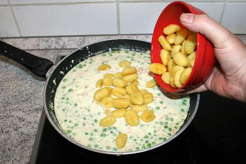 25 - Gnocchi hinzufügen / Add gnocchi