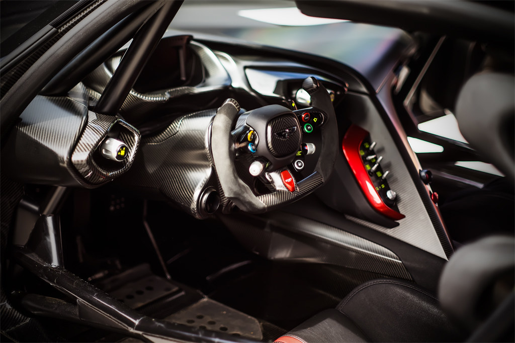 Aston Martin Vulcan Video Game Interior Michael Lee Flickr