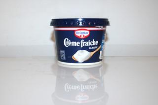 11 - Zutat Creme fraiche / Ingredient creme fraiche