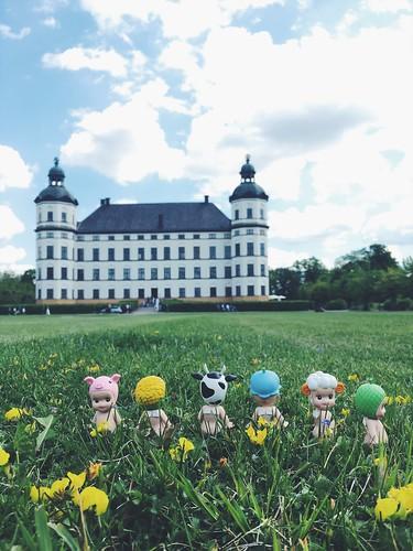 national day sweden, june 6, 2017 - skokloster castle