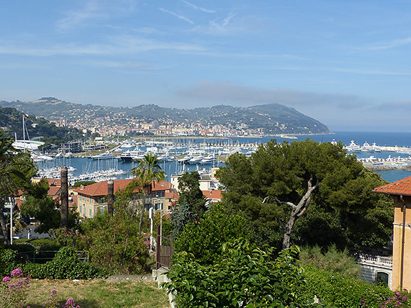 belle vue de porto maurizio