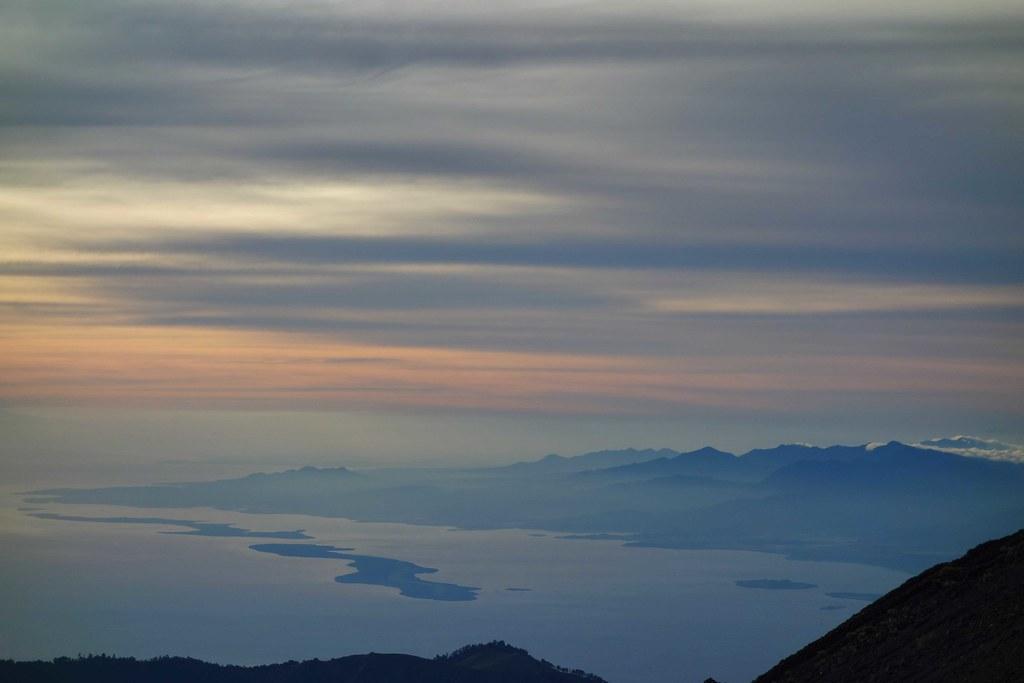 Rinjani - Jour 2 - Sommet - Sunrise 2