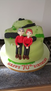 Hill hiking birthday cake | by platypus1974
