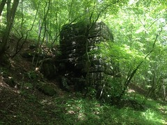 Akin Lime Kiln (From South)