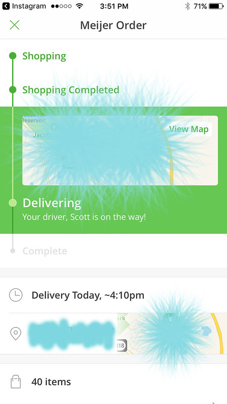 Instacart Grocery Delivery - Lexington, Kentucky