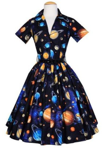 bernie dexter space dress