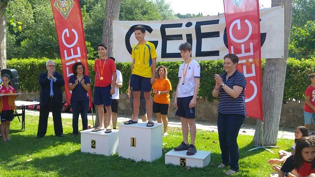 2017 - Campionat Provincial Aleví de natació