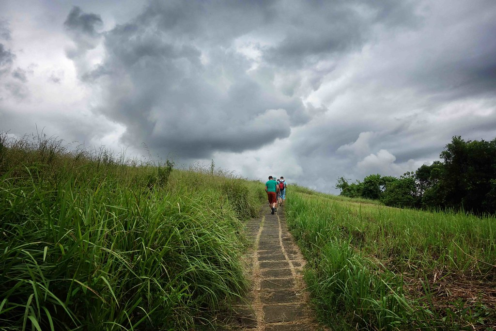 Bali - Ubud - Campuhan Ridge Walk - Dad
