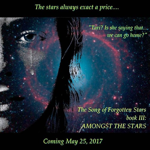HOLY CRAP THE SOON-NESS YOU GUYS!!! #AmongstTheStars #ForgottenStars #sciencefiction #spaceopera #indiebooks #amwriting