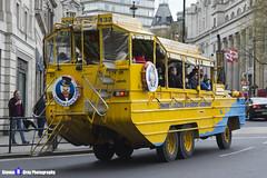 GMC DUKW - 674 YUK - Elizabeth - London Duck Tours - London 2017 - Steven Gray - IMG_9007