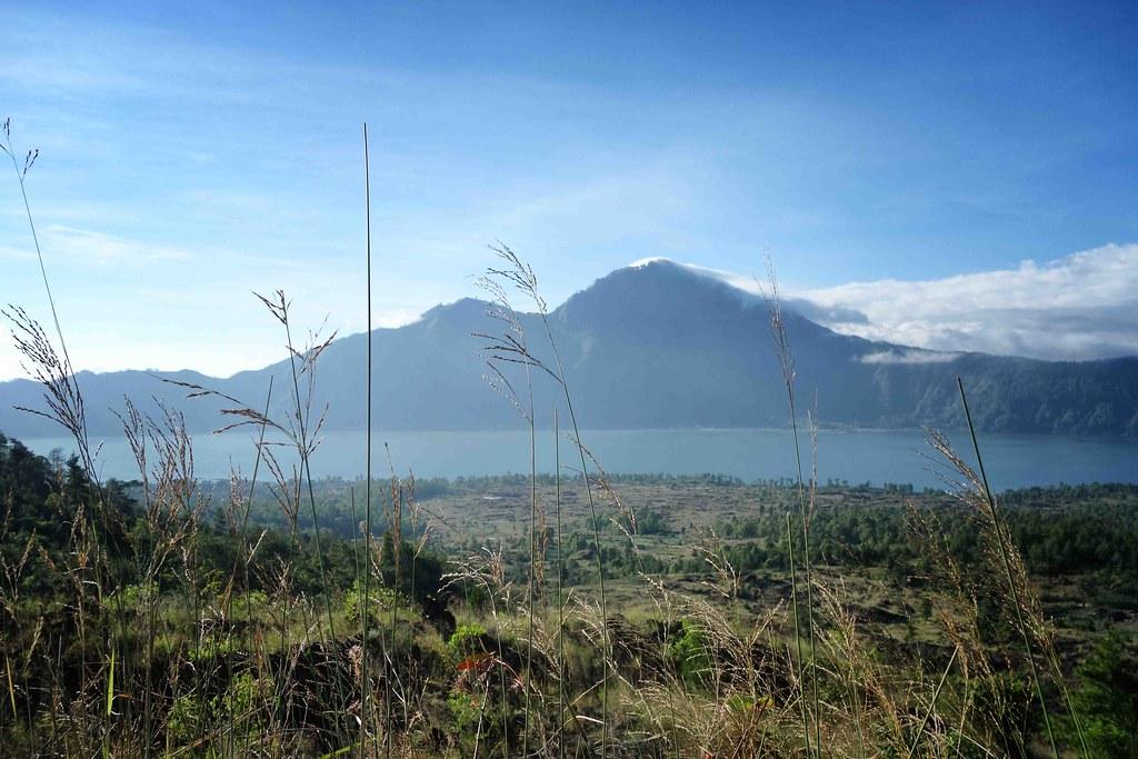 Bali - Ubud - Mont Batur - Descente 1
