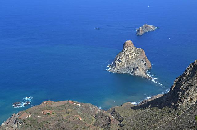 Los Roques, Anaga, Tenerife