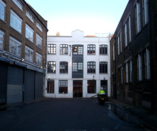 Alfred Mews Warehouse