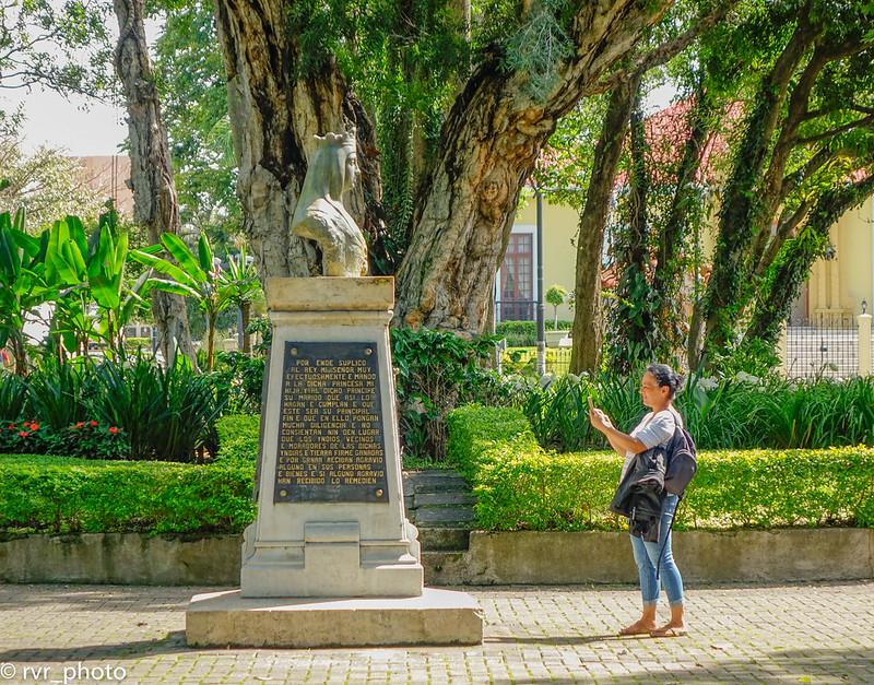 Parque España, San Jose, Costa Rica