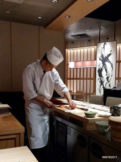 Chef Saito Makoto Sam
