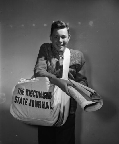 Wisconsin Historical Society Newspapers