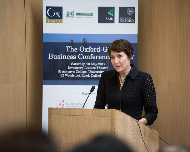 Oxford-GCC Business Conference 2017