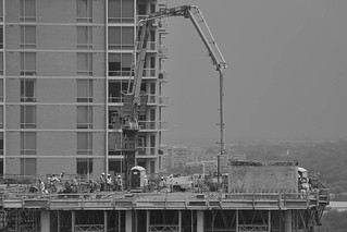 3: progress on the new hotel at 75 & Haskell. Also: #DailyWorker 060217 #bnw #bw #bnw_society #bnw_captures #monochrome #blackandwhite #twit #bnw_just #bnwphotography #everything_bnw #DallasTX #cityphotography #Dallas #DallasIsDallas #instaDFW #architectu | by nffcnnr