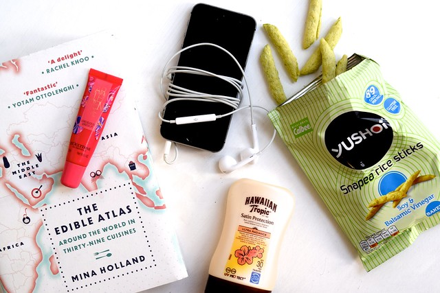 5 Items That Keep Me Balanced | www.rachelphipps.com @rachelphipps