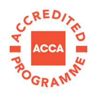 Association of Chartered Certified Accountants (ACCA) logo