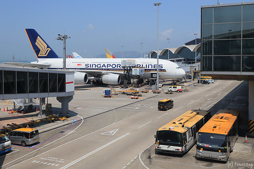 Singapore Airline A380