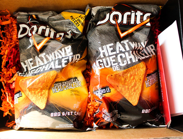 Product Review: Doritos Heatwave Tortilla Chips