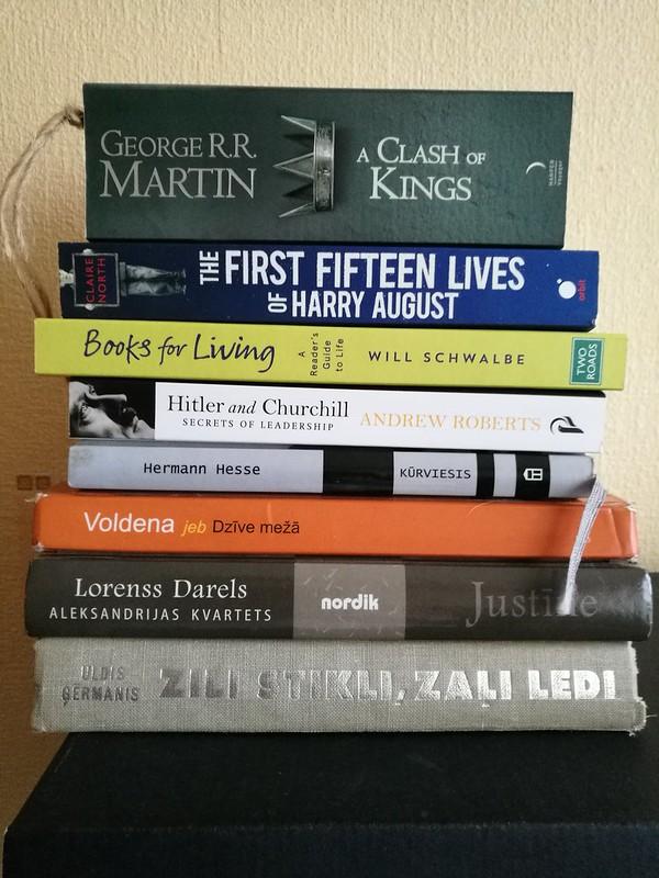 grāmatas 2017. gada vasarai