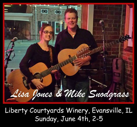 Lisa Jones & Mike Snodgrass 6-4-17