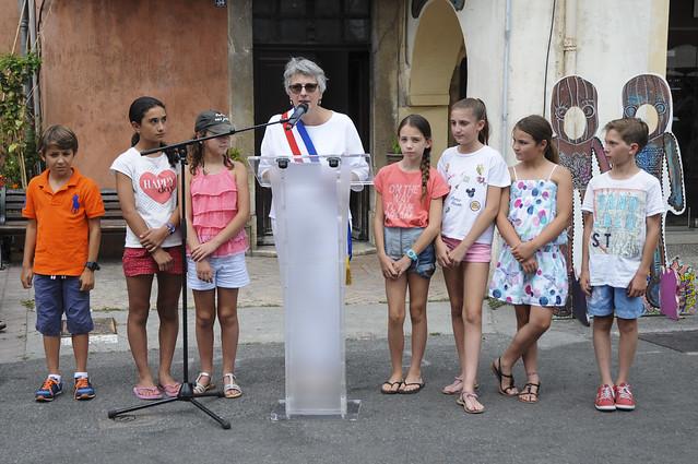Commémoration de l'Appel du Gal de Gaulle (2017)