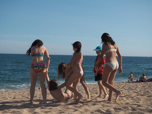 Excursió a la platja