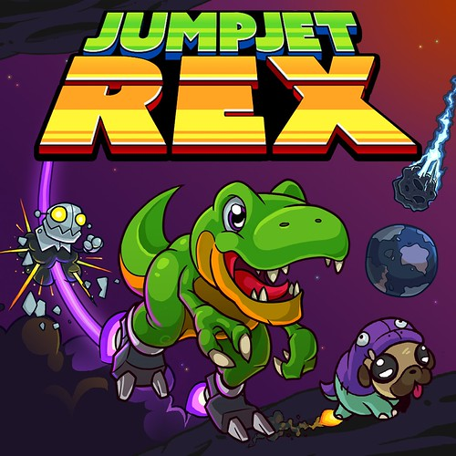 JumpJet Rex