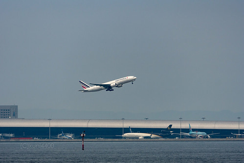 Air France F-GSPM | by kuni4400
