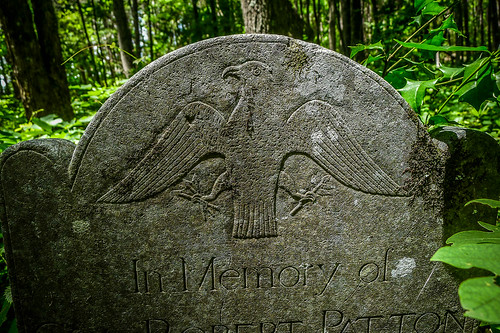 Old Stone Cemetery at Landsford Canal-039