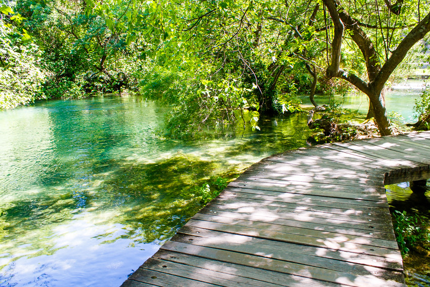 Krka waterfalls national park croatia-8547
