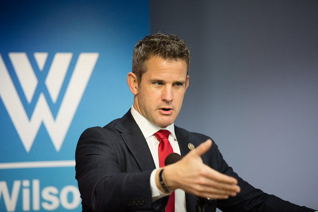 05-25-2017 A Conversation with Congressman Adam Kinzinger