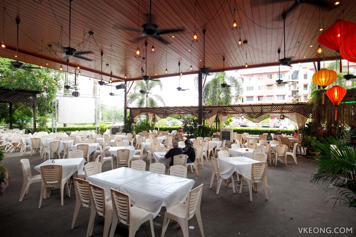 De Pauh Garden Restaurant Penang