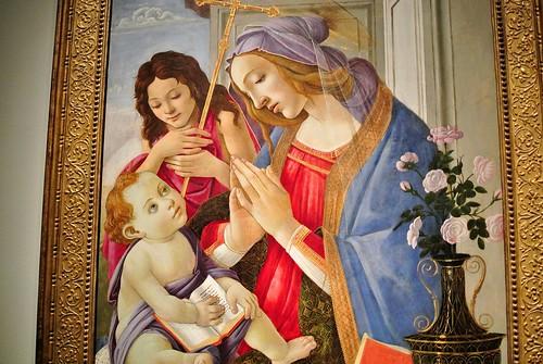 Botticelli at the MFA