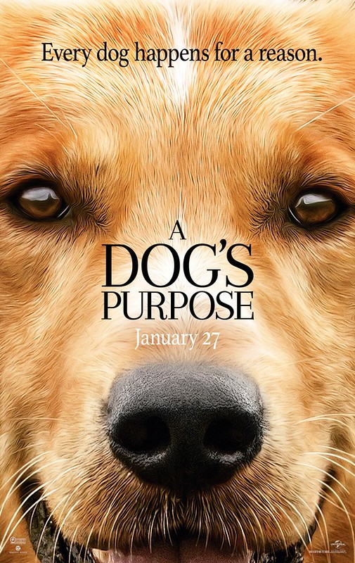 A Dog``s Purpose - Poster 1
