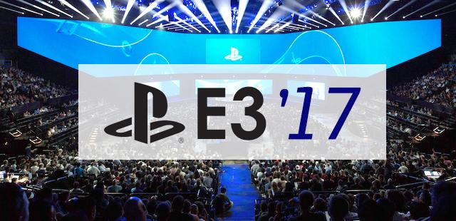 Invitación E3 PS PLus