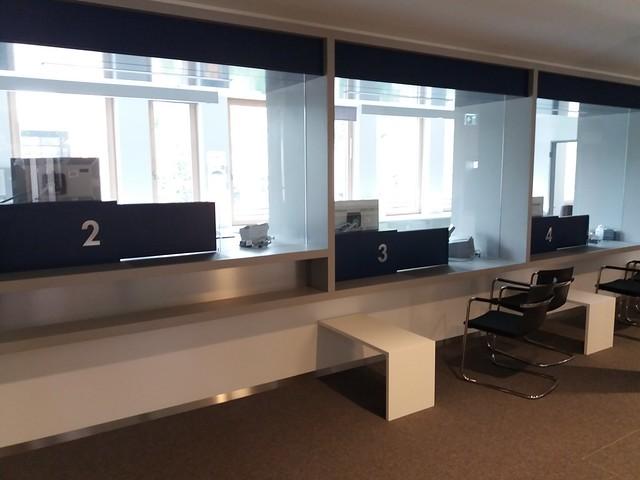 Einweihung Kundenzentrum Harburg im Juni 2017