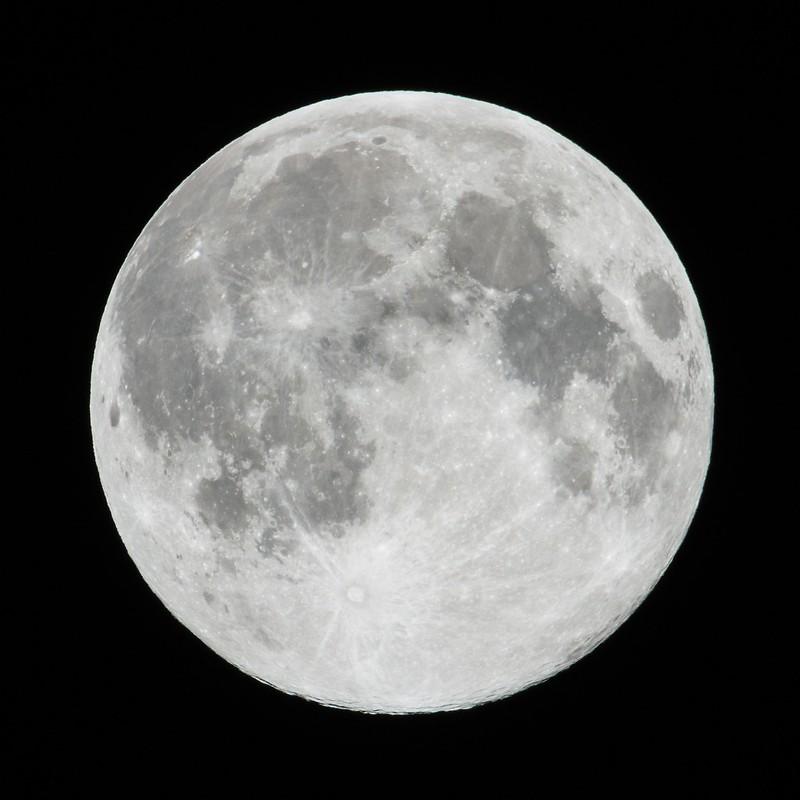 最遠の満月 (2017/6/9 23:31)