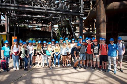 Exkursion zur Völkliger Hütte
