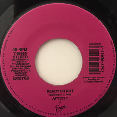 AFTER 7:READY OR NOT(LABEL SIDE-B)